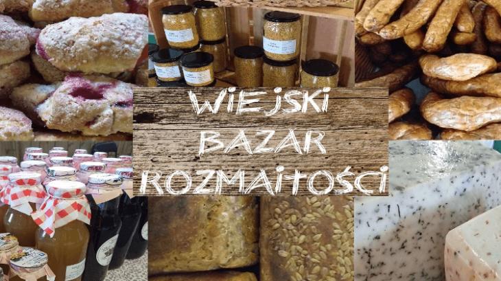 Wiejski Bazar Rozmaitości już otwarty! - Rolhurt