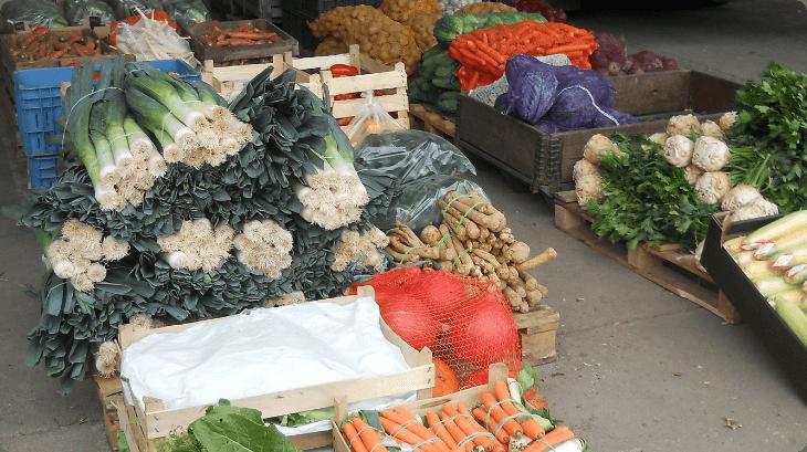 Zapraszamy na Rynek owoców i warzyw! - Rolhurt